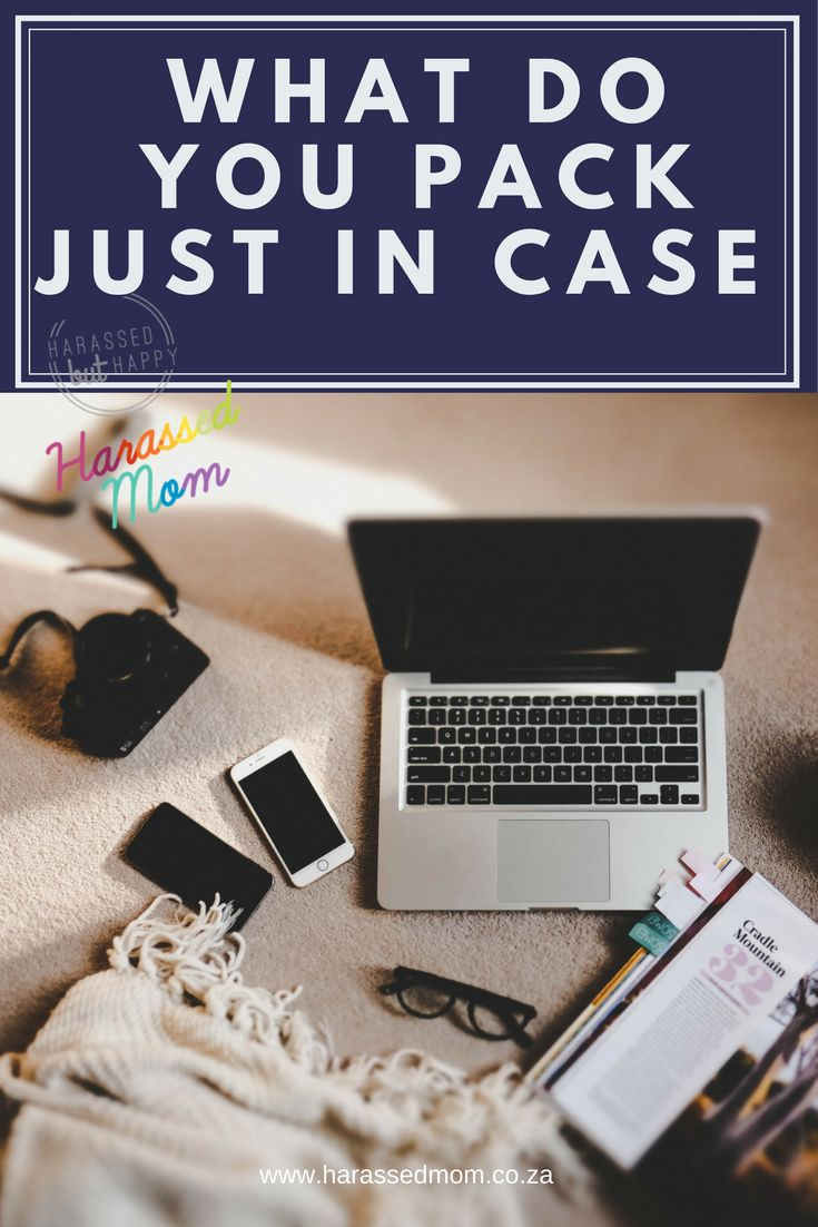 One of the things I didnt realise as a parent was just how prepared I would need to be ALL the time for ALL eventualities. What are some of the things you do #justincase  #harassedmom #blogging #blogger #parenting