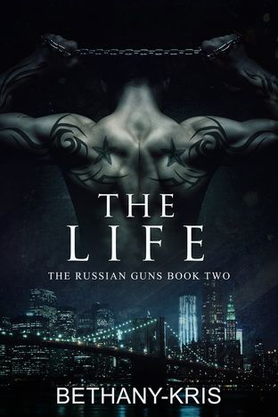 The Life, The Russian Guns Book Two - Cover by Jay Aheer