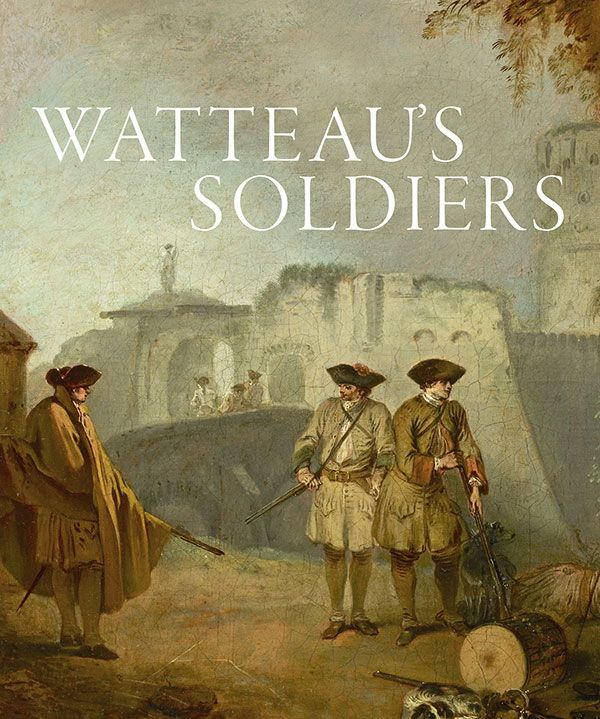 Drawing Books: Watteaus Soldiers