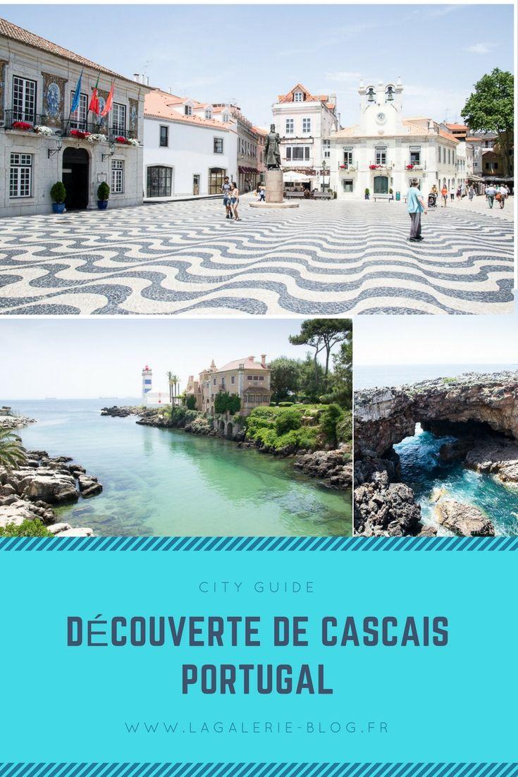 Découverte de Cascais, cité balnéaire proche de Lisbonne