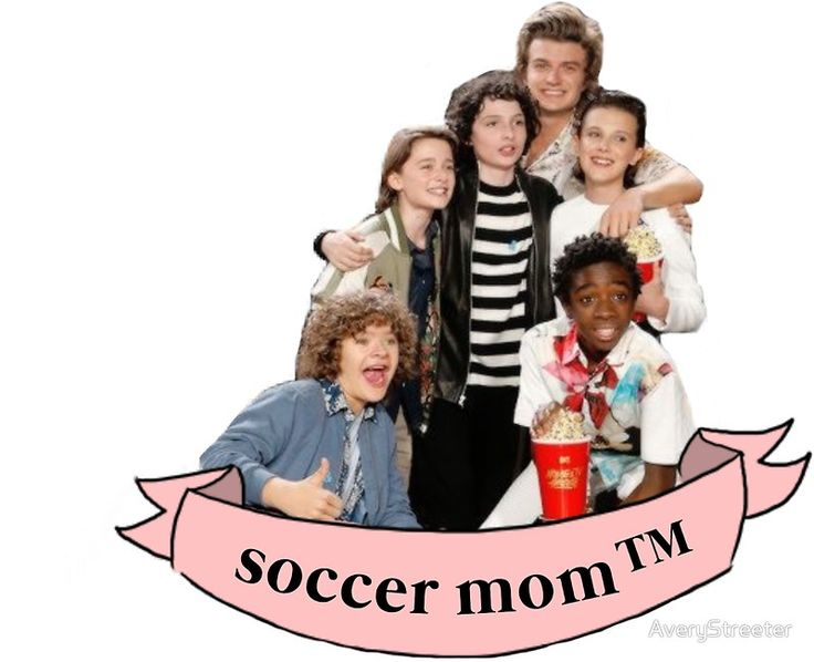Soccer mom Steve  by AveryStreeter