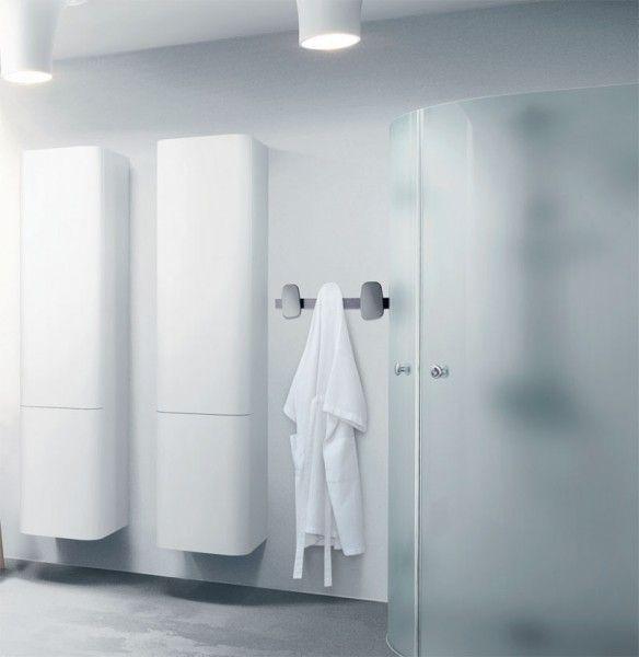 Badrum högskåp