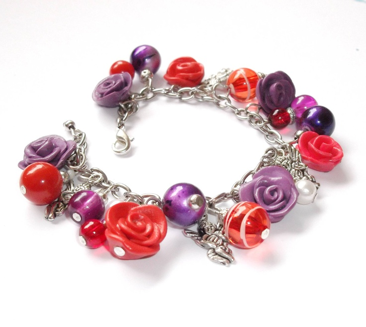purple and red jewelry - Google Search