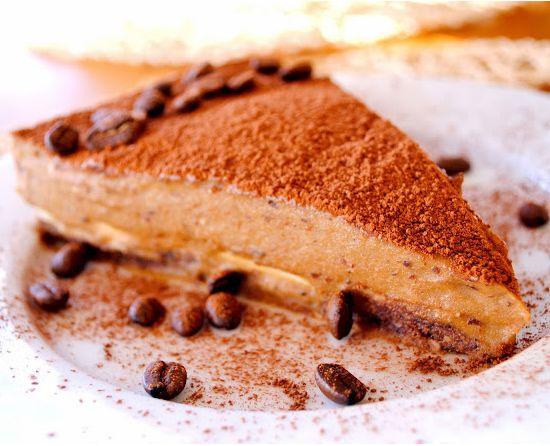 Pastel de café | #Receta de cocina | #Vegana - Vegetariana ecoagricultor.com