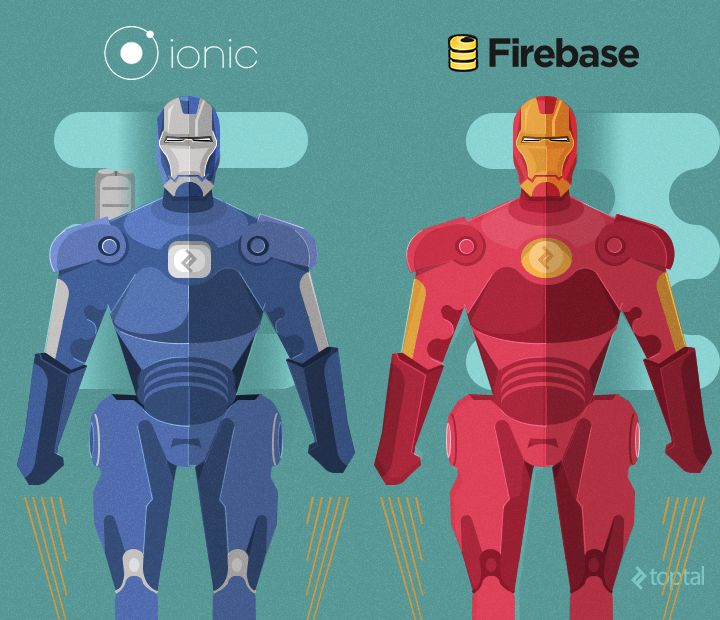 Building a hybrid multi-platform real-time mobile applications using Ionic Framework and Firebase | Toptal