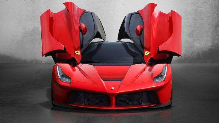 Fonds d'écran Voitures Ferrari Wallpaper N°354058
