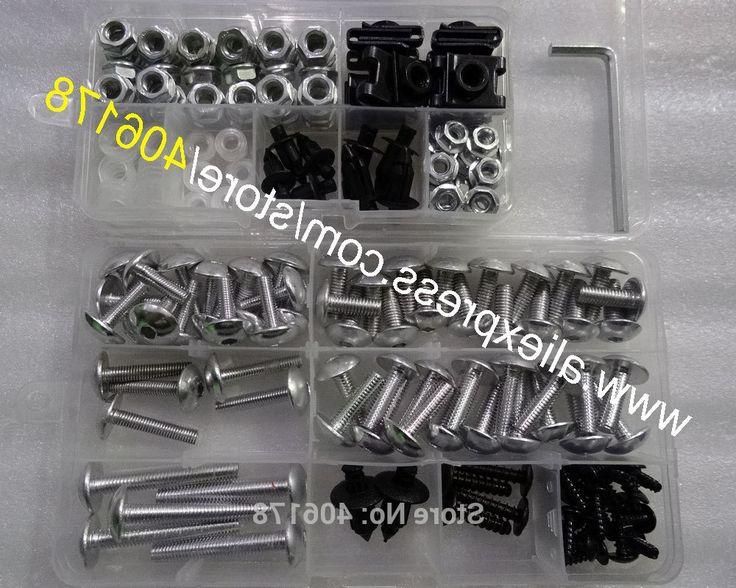 27.55$  Watch here - https://alitems.com/g/1e8d114494b01f4c715516525dc3e8/?i=5&ulp=https%3A%2F%2Fwww.aliexpress.com%2Fitem%2FHot-Sales-Universal-Motorbike-Fairing-Screws-Kit-Nut-Body-Screws-Fasteners-Motorcycle-Accessories-Body-Fastener-Clips%2F32606413051.html - Hot Sales,Universal,Motorbike Fairing Screws Kit,Nut Body Screws Fasteners,Motorcycle Accessories Body Fastener Clips Screws 27.55$