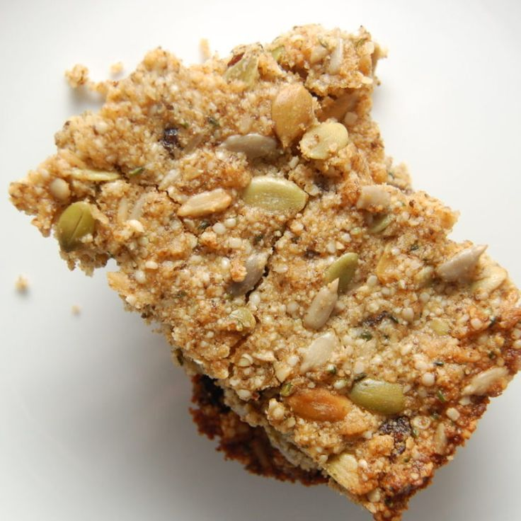 protein-breakfast-bars - paleo