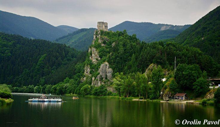 Strečno Castle, Slovakia