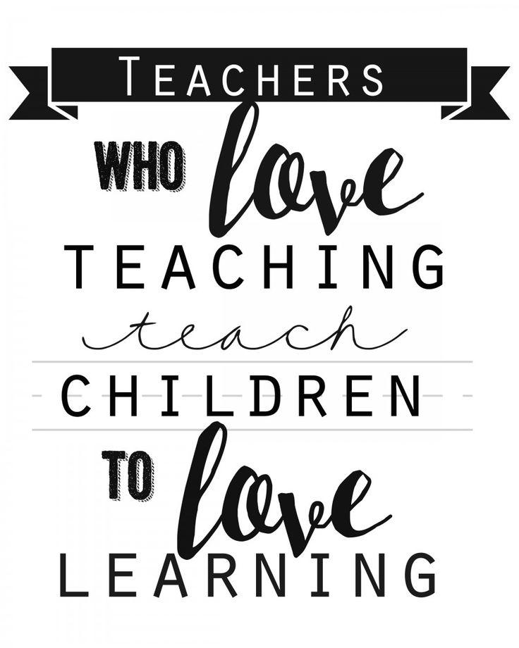 Appreciation Quotes: 1000+ Teacher Appreciation Quotes On Pinterest