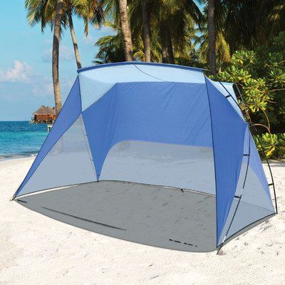 Caravan Canopy Sport Shelter by Caravan Canopy. $36.17. Cool blue color. Strong, flexible fiberglass poles. Lightweight for easy transport. 50+ UV top provides maximum protection from the sun. Perfect for sporting events, picnics, and more. 80010100990 Features: -Strong, durable fiberglass tube.-50+ UV top provides maximum protection from the sun.-light weight for easy transport (less than 4 lbs).-Assembled in minutes.-Open Size: 107.8*71.7*68.1.-Folded Size: 24.8*4.3*4.3...