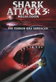 Shark Attack 3 Megalodon Movie Online. When two researchers discover a colossal shark's tooth off the Mexican coast their worst fears surface - the most menacing beast to ever rule the waters is still alive and mercilessly feeding on anything that crosses its path.