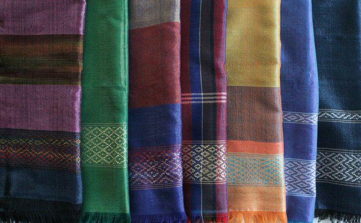 Schal, Tuch aus Äthiopien handgewebt! Scarf, hand-woven Scarf  from Ethiopia!