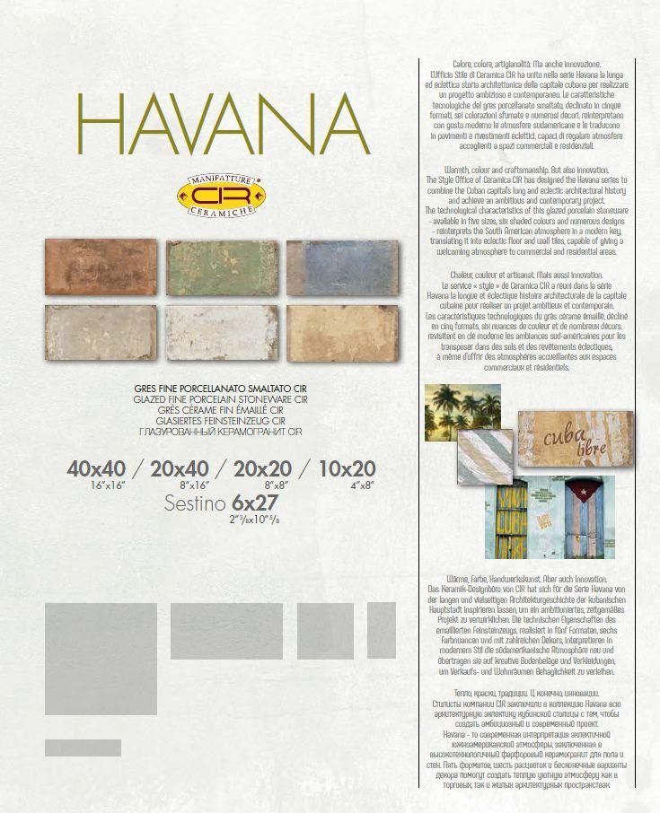 CIR - HAVANA