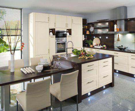 Moderní designová kuchyně Mona. Kuchyně a spotřebiče jedné značky - gorenje. #kuchyně #design #interiér #domov #gorenje