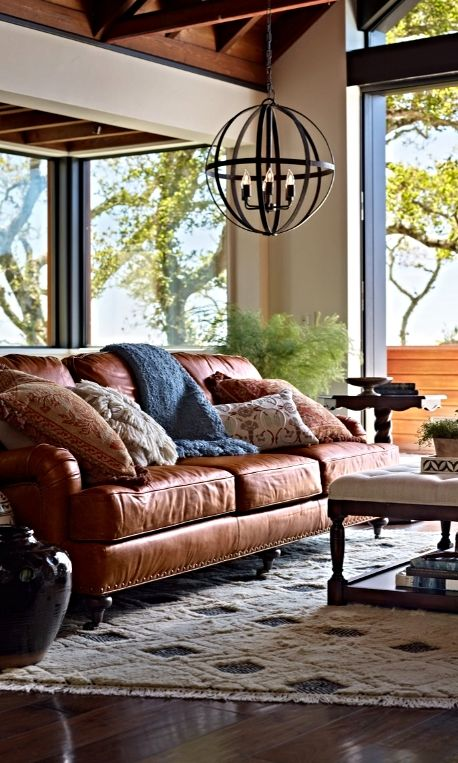 Best 10+ Brown Leather Couches Ideas On Pinterest | Leather Couch  Decorating, Leather Couch Living Room Brown And Leather Sofa