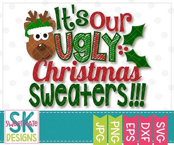 a51b88173668 It s Our Ugly Christmas Sweaters
