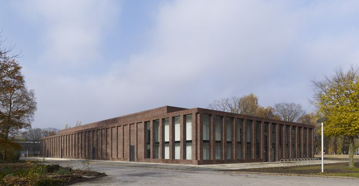Galería - Universidad Jacobs / Max Dudler and Dietrich Architekten - 24