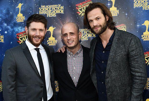 Supernatural Stars Jared Padalecki, Jensen Ackles: 'It Would Be an Honor' If Eric Kripke Returned for SeriesFinale