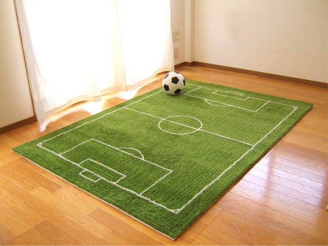 soccer rug - Google Search