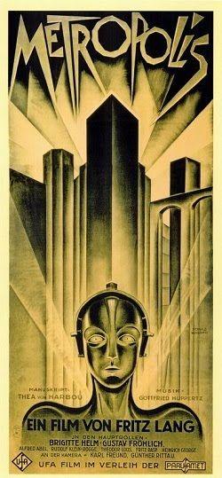 metropolisMovie Posters, Inspiration, Silent Film, Picture-Black Posters, Fritz Lang, Metropolis 1927, Science Fiction, Film Posters, Art Deco Posters