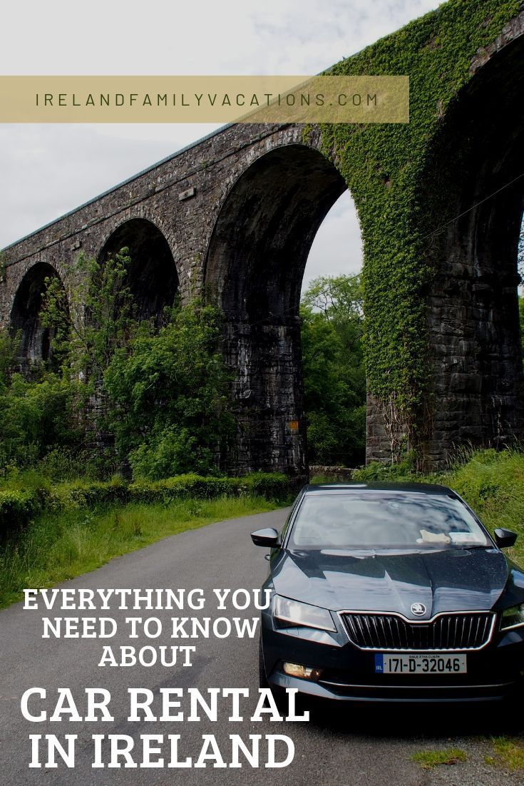 Everything you need to know about car rental in ireland