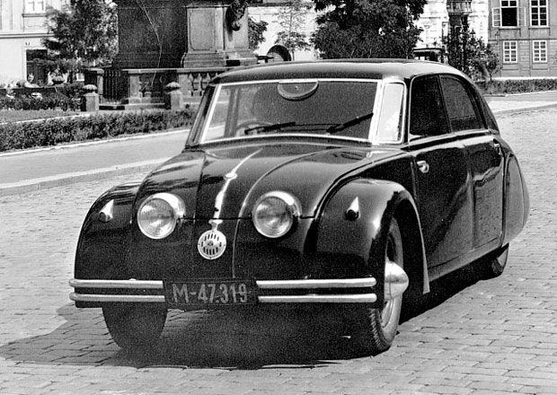 Tatra 77 (1934-1938): Futuristická perla z Kopřivnice