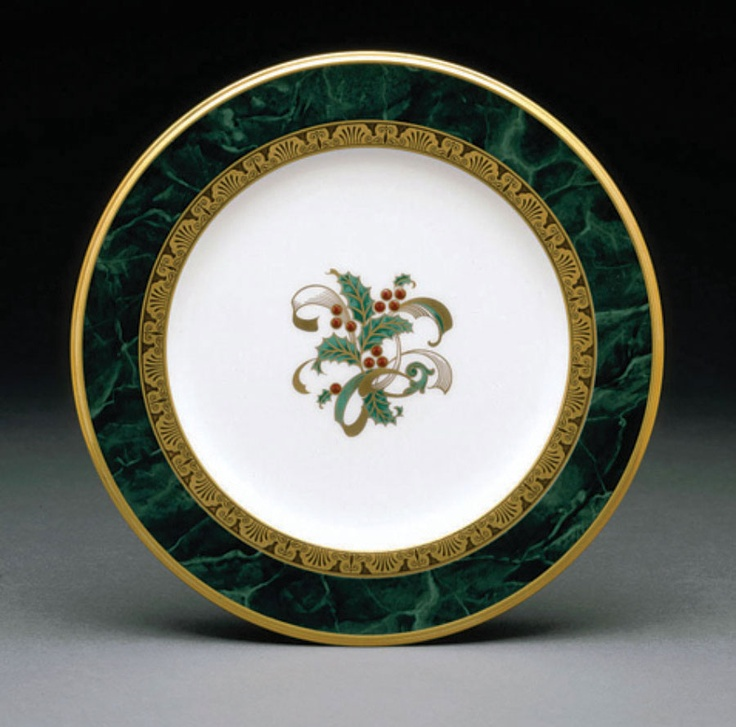 Fitz And Floyd Christmas Dinnerware