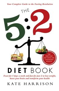 If you don't get the logic behind the 5:2 diet or just want a place to start! Check out The 5:2 Diet Book by Kate Harrison.