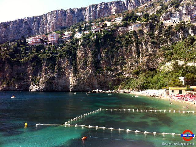 The Way Travel Blog: Cap d'Ail, um paraíso na Riviera Francesa