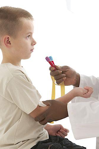 A new blood test that diagnoses developmental delays