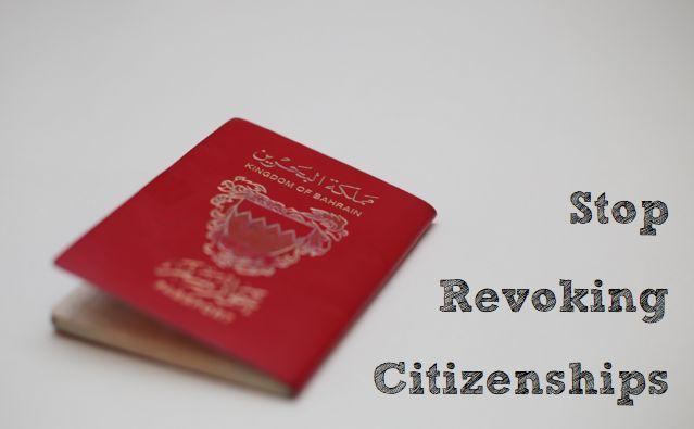 Stop Revoking Citizenships – BIRD Publishes Full Documentation