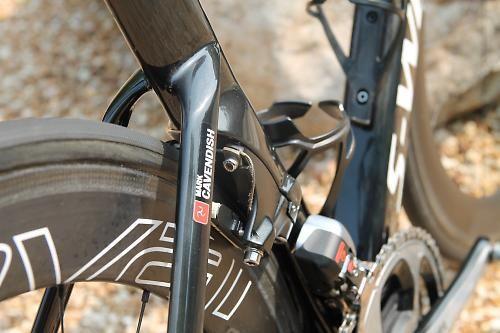 Tour de France Bikes 2015: Mark Cavendish's Specialized Venge | road.cc