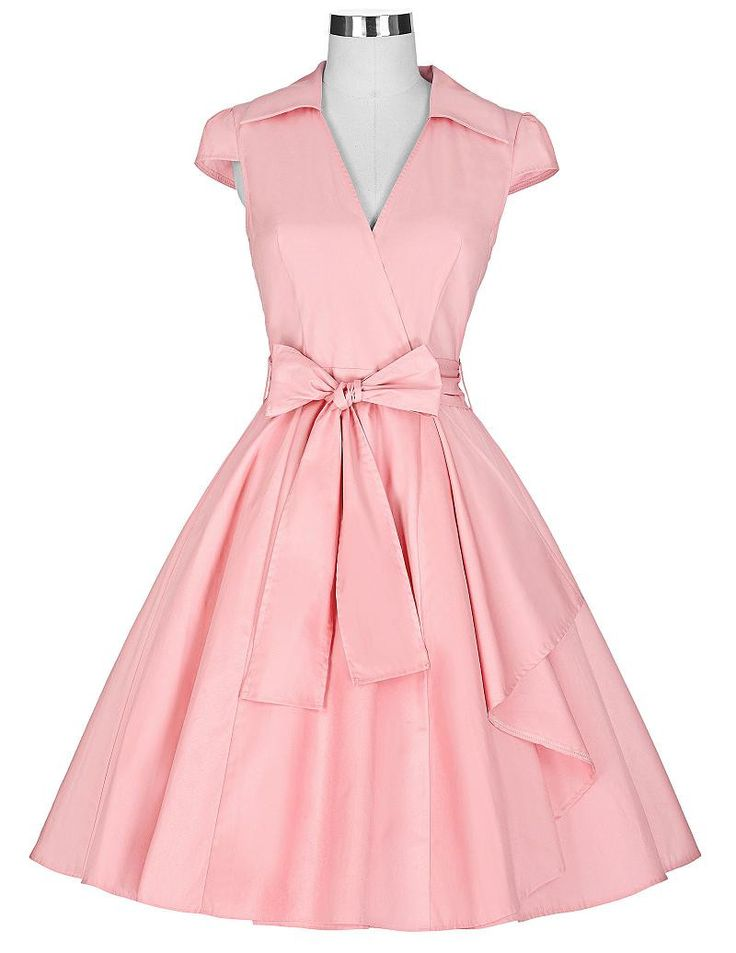 Audrey Hepburn Summer Style Women Vintage Swing robe Rockabilly Retro 50s pinup Dress housewife clothing