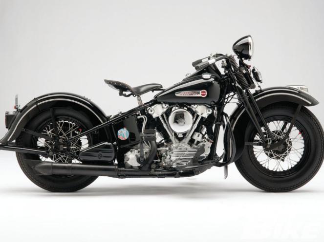 Harley Vintage Custom Bobber (31)
