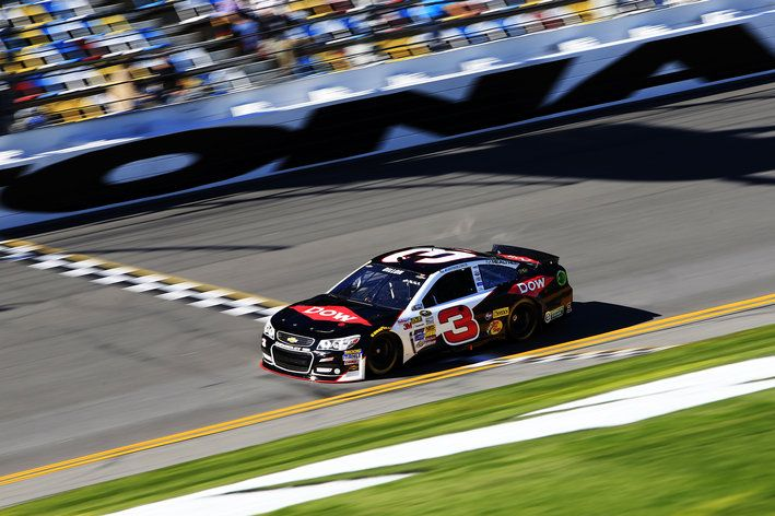Daytona 500 qualifying 2014 results and lineup: Austin Dillon, Denny Hamlin will start on front row - SBNation.com-- --  #TheDaytona500