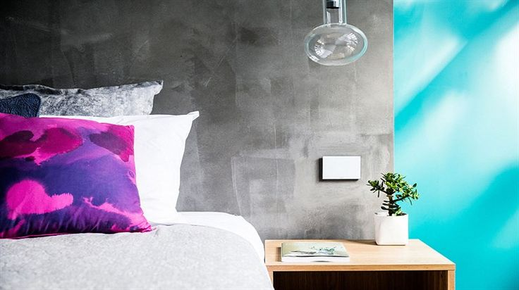 In Pictures: Chris + Jenna's 'missing vibe' bedroom | The Block Glasshouse | 9jumpin