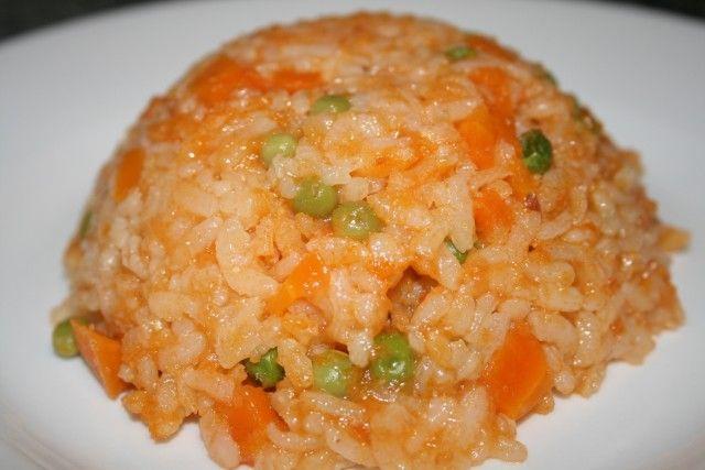 """Arroz """"MEXICANISIMO"""". Ver receta: http://www.mis-recetas.org/recetas/show/6544"""