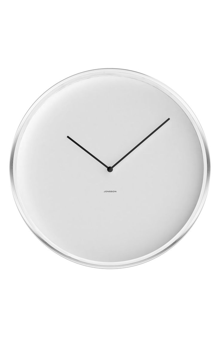 Jonsson Clocks Blank Wall Clock