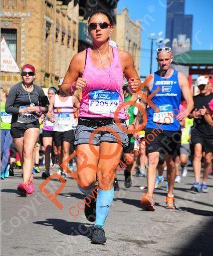 Sarah Fit Chicago Marathon race recap 2014 http://sarahfit.com/chicago-marathon-2014-race-recap/