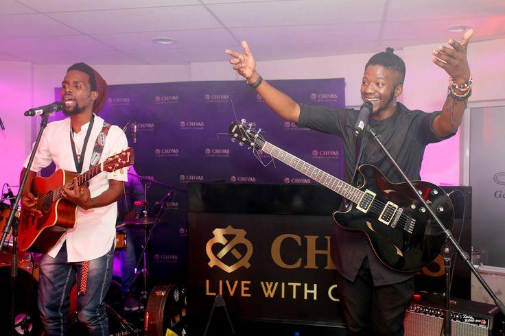 Chivas Regal   Soul Social @ Basement Lounge  Featuring The Muffinz