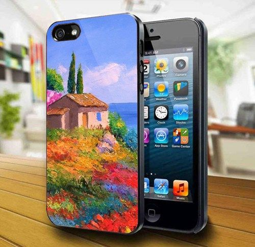Seaside House iPhone 5 Case | kogadvertising - Accessories on ArtFire