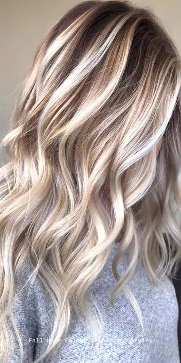 Fall Hair Colour Trends And Styles Coloredhair In 2020 Fall Hair Color Trends Brunette Hair Color Blonde Hair With Highlights