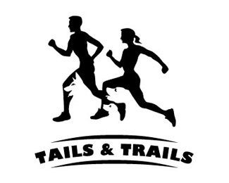 #NegativeSpace #LogoDesigns - Tails & Trails