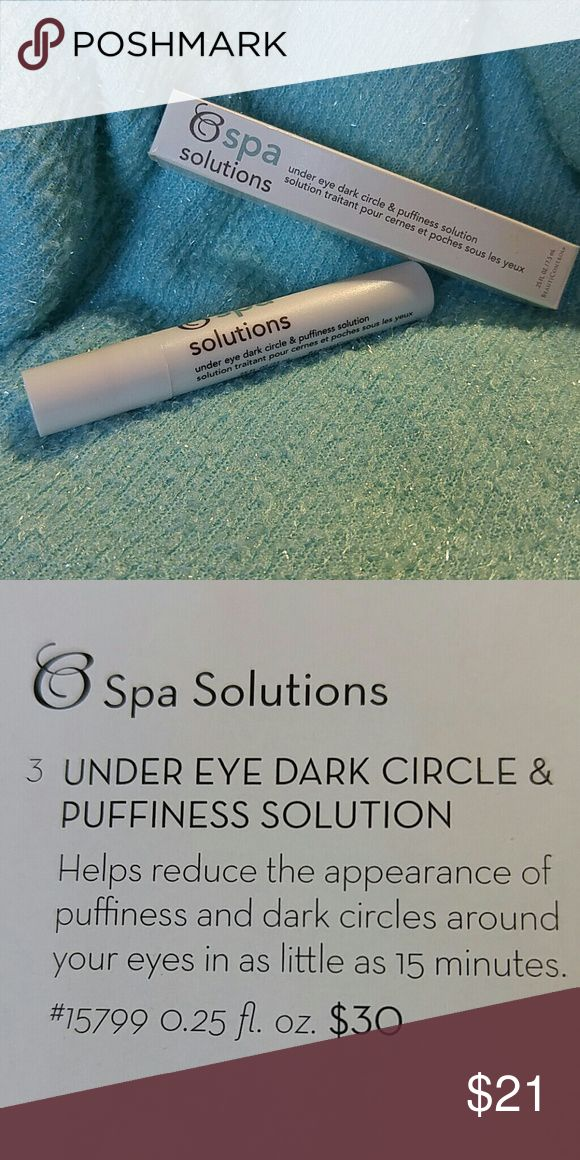 Under eye dark circle & puffiness solution Help reduce puffiness & dark circles around eyes. BeautiControl Makeup Eye Primer