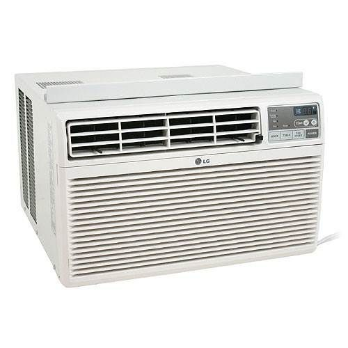 LG 8000 BTU Window Air Conditioner w/ Remote