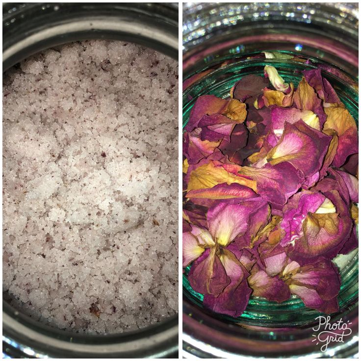 Rose Sugar Scrub- This soothing scrub offers intense hydration to your skin. Made with roses from Kula and essential oils. #natural #exfoliant