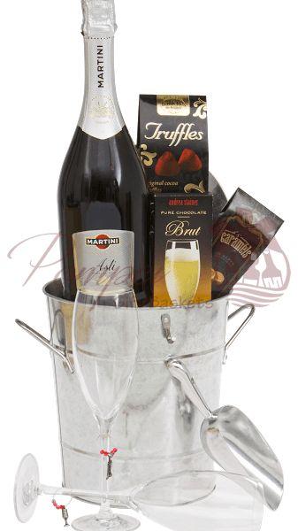 Champagne Gift Basket NYC
