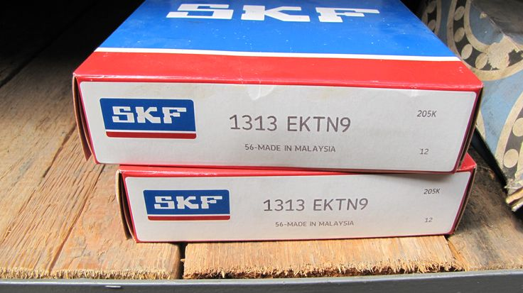 Self-aligning Ball Bearing 1313 EKTN9 SKF. The price: 70 €
