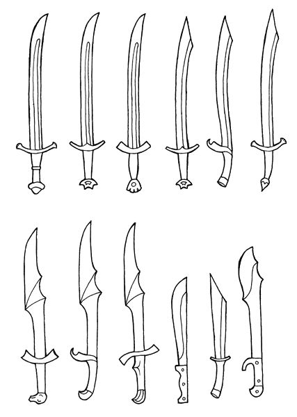 119 best images about sword hilts on pinterest